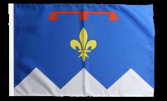 Drapeau France Alpes-de-Haute-Provence - 30 x 45 cm