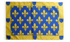 Drapeau France Ardèche - 30 x 45 cm