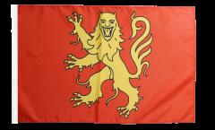 Drapeau France Aveyron - 30 x 45 cm