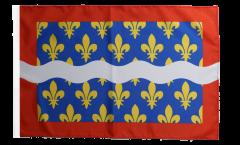 Drapeau France Cher - 30 x 45 cm