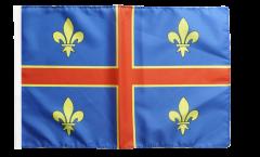 Drapeau France Clermont-Ferrand - 30 x 45 cm