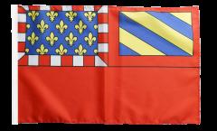 Drapeau France Dijon - 30 x 45 cm