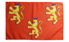 Drapeau France Dordogne - 30 x 45 cm