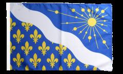 Drapeau France Essonne - 30 x 45 cm