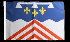 Drapeau France Eure-et-Loir - 30 x 45 cm