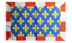 Drapeau France Indre-et-Loire - 30 x 45 cm