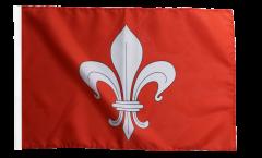 Drapeau France Lille - 30 x 45 cm