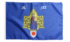 Drapeau France Montpellier - 30 x 45 cm