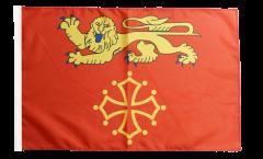 Drapeau France Tarn-et-Garonne - 30 x 45 cm