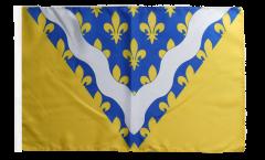 Drapeau France Val-de-Marne - 30 x 45 cm