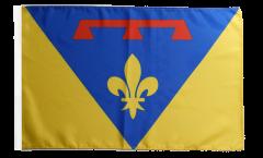 Drapeau France Var - 30 x 45 cm