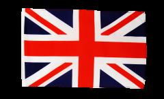 Drapeau Royaume-Uni avec ourlet