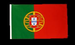 Drapeau Portugal avec ourlet