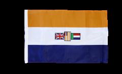 Drapeau Ancien Afrique du Sud avec ourlet