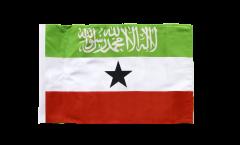 Drapeau Somaliland avec ourlet