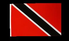 Drapeau Trinité-et-Tobago avec ourlet