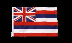 Drapeau USA US Hawaii avec ourlet