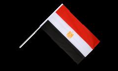 Drapeau Egypte sur hampe