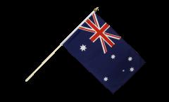 Drapeau Australie sur hampe