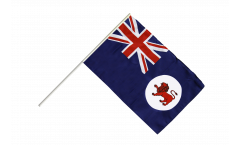 Drapeau Australie Tasmania sur hampe