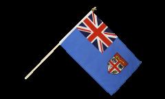 Drapeau Fidji sur hampe