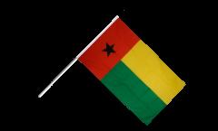 Drapeau Guinée-Bissau sur hampe