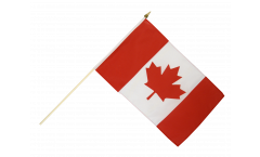 Drapeau Canada sur hampe