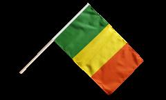 Drapeau Mali sur hampe