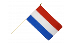Drapeau Pays-Bas sur hampe - 30 x 45 cm