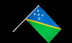 Drapeau Îles Salomon sur hampe