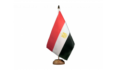 Drapeau de table Egypte