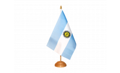 Drapeau de table Argentine