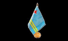 Drapeau de table Aruba
