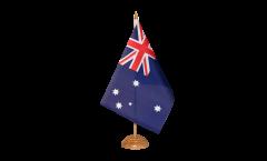Drapeau de table Australie