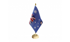 Drapeau de table Australie Royal Australian Air Force