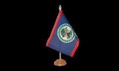 Drapeau de table Belize