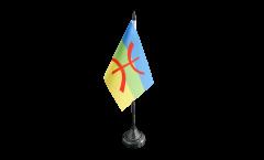 Drapeau de table Berbère Amazigh