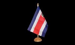 Drapeau de table Costa Rica