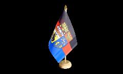 Drapeau de table Allemagne Ostfriesland Frise orientale