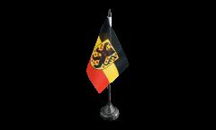 Drapeau de table Allemagne Weimar