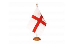 Drapeau de table Angleterre St. George