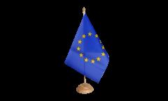 Drapeau de table Union européenne UE