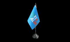 Drapeau de table supporteur Italie Forza Italia