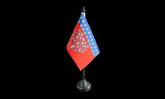 Drapeau de table France Amiens