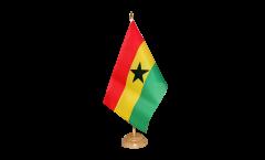 Drapeau de table Ghana