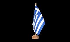 Drapeau de table Grèce