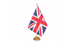 Drapeau de table Royaume-Uni