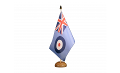 Drapeau de table Royaume-Uni Royal Airforce