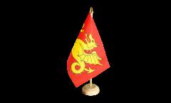 Drapeau de table Royaume-Uni Wessex 519-927