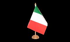 Drapeau de table Italie